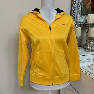 Nike livestrong thermafit hoodie size L